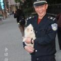 Шанхай, счастливый полицейский