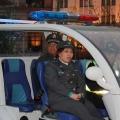 Шанхай, полиция на страже Экспо 2010