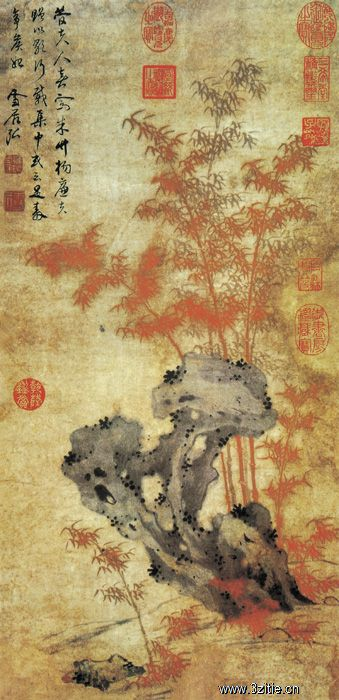 история китайской живописи: