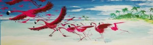 Chinese painting, feng shui, Guo Hua painting, Japanese painting, sumi-e painting, wu-xing, Сhinese traditional painting