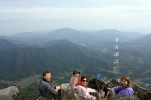 живопись У-син, Китай, путешествие У-син, фото у-син