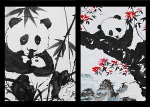 у-син, живопись у-син, китайская живопись