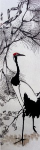 Елена Касьяненко, китайская живопись, го-хуа, гохуа, сосна, Ирина Хохлова, Ольга Хорчева, Александра Крыжановская, Юля Крыжановская, Елена Григорьева
