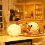 Кинева Ольга, роспись одежды, роспись посуды, У-син, живопись У-син, живопись, китайская живопись