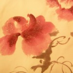 живопись, живопись У-син, Кинева Ольга, китайская живопись, роспись одежды, роспись посуды, У-син
