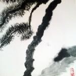живопись У-син, китайская живопись, У-син