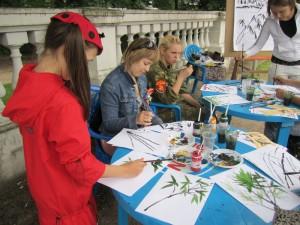 школа живописи У-Син, китайская живопись, живопись У-Син, мастер-классы, обучение рисованию с нуля