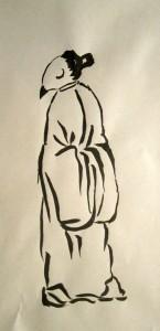 Елена Касьяненко, китайская живопись, го-хуа, гохуа, Людмила Данилина, Людмила Чистикина, Ольга Морозова, Ирина Шушкина, Ирина Хохлова, пейзажи