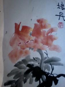 живопись, живопись У-син, китайская живопись