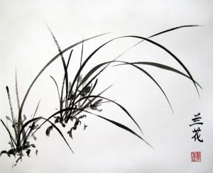 Елена Касьяненко, китайская живопись, го-хуа, гохуа, обучение китайской живописи, се-и