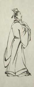 Елена Касьяненко, китайская живопись, гохуа, горы-воды, пейзажи, обучение китайской живописи, Школа живописи У-Син