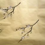 Елена Касьяненко, китайская живопись, обучение китайской живописи, се-и, гун-би, гунби, школа живописи У-син, четыре благородных,