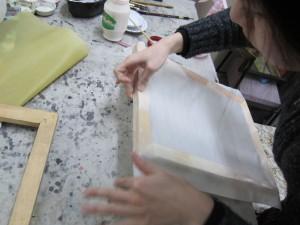 Елена Касьяненко, китайская живопись, горы-воды, пейзажи, обучение китайской живописи