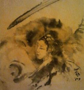 живопись у-син, юлия зима, китайская живопись