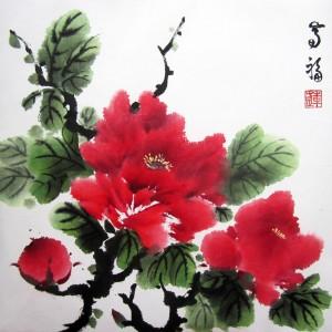 Елена Касьяненко, китайская живопись, обучение рисованию, гохуа, се-и