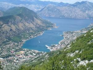 Боко-Которская бухта. Черногория