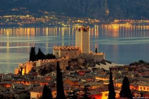 Озеро Гарда. Мальчезине. Италия