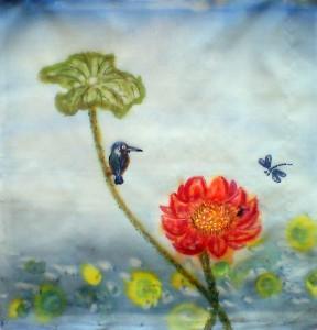 Zimorodok lotos