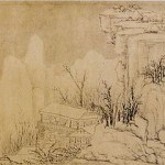 800px-Huang_Gongwang._Clearing_After_Sudden_Snow._ca._1340._104,6_cm_long.Palace_Museum,_Beijing
