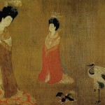 800px-Zhou_Fang._Court_Ladies_Wearing_Flowered_Headdresses.Detail2