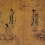 Gu_Kaizhi_(attributed)._Making_a_Qin._(29,4x130cm)_National_Palace_Museum,_Beijing.
