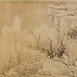 Huang_Gongwang._Clearing_After_Sudden_Snow._ca._1340._104,6_cm_long.Palace_Museum,_Beijing