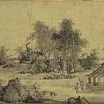 799px-Wu_Zhen_Poetic_Feeling_in_a_Thatched_Pavilion_1347_Cleveland_Museum_of_Art