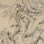 Dong_Qichang._Steep_Mountains_and_Silent_Waters._1632._Kimbell_Art_Museum