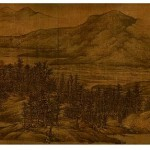 Dong_Yuan._Jiangnan_Summer_View._50х320см._Liaoning_Provincial_Museum