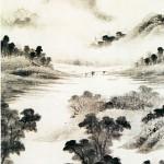 Sun_Kehong._Landscape_After_Rain.72x171_cm._Guangdong_Provincial_Museum