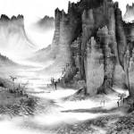 ml_17_Yang_Phantom Landscape II  Nr 3_60 x 240 cm_1200
